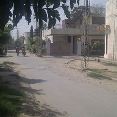 Photo taken at Farid Town by rehan a. on 4/7/2012