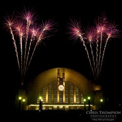 Photo taken at Cincinnati Museum Center at Union Terminal by Chris T. on 1/6/2011