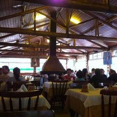 Photo taken at Cantina Gadioli by Patrícia C. on 11/15/2011