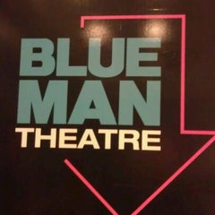 Photo taken at Blue Man Group Theater by Sergey S. on 9/7/2011