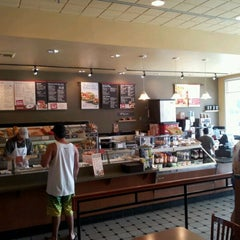 Photo taken at Bruegger's by Samuel A. Budiono on 6/17/2012
