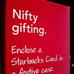 Photo taken at Starbucks by Andrew E. on 11/23/2011