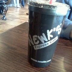 Photo taken at Newk's Express Cafe by Jenny M. on 1/28/2012