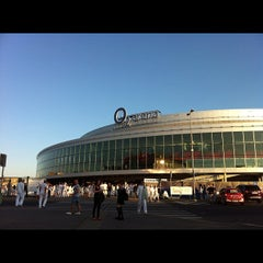 Photo taken at O2 Arena by Эрдем Д. on 5/19/2012