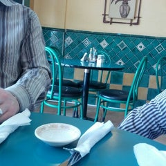 Photo taken at Fish and Chips by Hosam A. on 6/26/2012