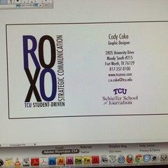 Photo taken at Roxo Strategic Communication Agency by Cody C. on 8/24/2012