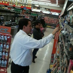 Photo taken at AutoZone by Lucy C. on 1/12/2012
