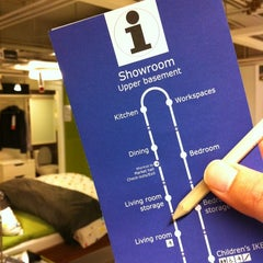 Photo taken at IKEA 宜家家居 by Hyun Hee L. on 9/2/2012