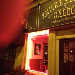 Photo taken at The Knickerbocker Saloon by Sherry P. on 11/15/2011