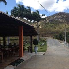 Photo taken at Restaurante Pé De Serra by Henrique A. on 4/29/2012