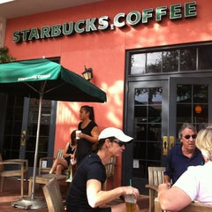 Photo taken at Starbucks by Martin T. on 10/16/2011