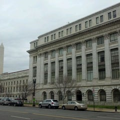 Photo taken at U.S. Department of Agriculture (USDA) Jamie L. Whitten Building by Joe L. on 1/26/2012