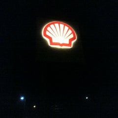 Photo taken at Shell by Allan T. on 7/11/2012