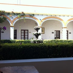 Photo taken at Posada Del Virrey by Danny G. on 6/24/2012