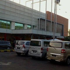 Photo taken at Carrefour by Komang I. on 6/8/2012