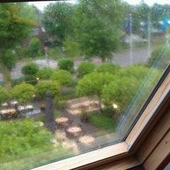 Photo taken at Van der Valk Hotel de Gouden Leeuw by Bart K. on 5/29/2011