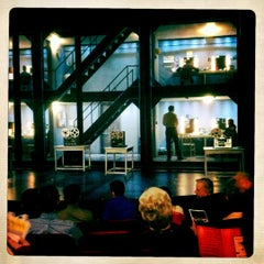 Photo taken at Broadway Playhouse by Stefanie S. on 4/27/2011