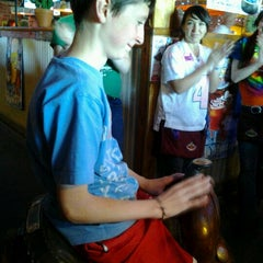 Photo taken at Texas Roadhouse by Amy H. on 7/8/2012