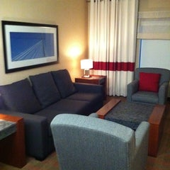 Photo taken at Four Points by Sheraton Winnipeg South by Kevin M. on 2/13/2012