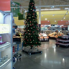 Photo taken at Walmart Supercenter by George N. on 11/1/2011