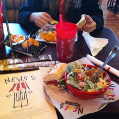 Photo taken at Newk's Express Cafe by Catie  G. on 3/22/2011