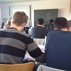Photo taken at Kompetenzzentrum Innovation und Marktorientierte Unternehmensführung by Vitaly G. on 3/26/2012