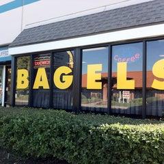 Photo taken at Bagel & Stuff by Jeffrey S. on 12/8/2011