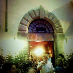 Photo taken at Bar del Fico by Angelo S. @. on 6/3/2011
