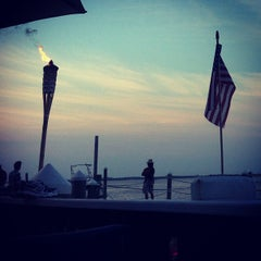 Photo taken at Windansea Restaurant and Tiki Bar by Parody O. on 8/24/2012
