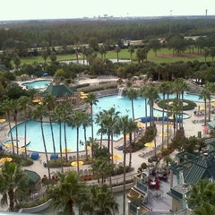 Photo taken at Orlando World Center Marriott by Debra W. on 11/19/2011