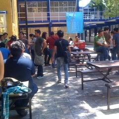 Photo taken at Facultad de Contaduría y Administración UADY by Giovanni G. on 3/28/2012