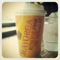 Photo taken at Mayorga Coffee Roasters by Ogun H. on 4/20/2012