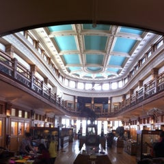 Photo taken at Musée Redpath Museum by Grant E. on 3/2/2011