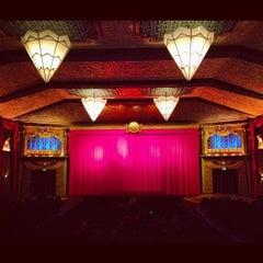 Photo taken at Vista Theater by Benjamin F. on 2/20/2012