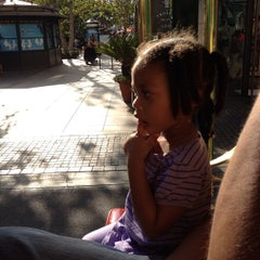 Photo taken at The Trolley At The Grove by Marleaux N. on 4/9/2012