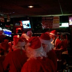 Photo taken at Dirk's Sports Bar and Grill by Mike P. on 12/11/2011
