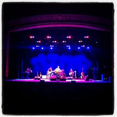 Photo taken at The Count Basie Theatre by Edgar W. on 10/20/2011