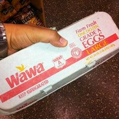 Photo taken at Wawa by Jason C. on 6/13/2012