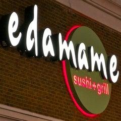 Photo taken at Edamame Sushi & Grill by Chris O. on 4/24/2012