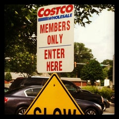 Photo taken at Costco Gasoline by Bentley on 5/25/2012