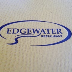 Photo taken at Edgewater Restaurant by Megan M. on 8/6/2012
