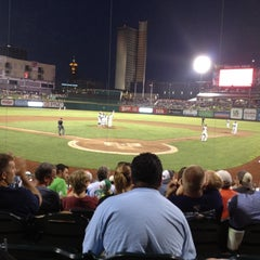Photo taken at Fort Wayne TinCaps Baseball by Patrice K. on 8/31/2012