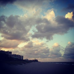 Photo taken at Highland Beach by Paul F. on 6/19/2012