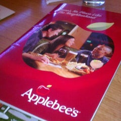 Photo taken at Applebee's by Toniece J. on 2/14/2012