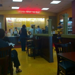 Photo taken at Tommy Pastrami by Steve R. on 4/12/2011