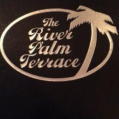 Photo taken at River Palm Terrace by Randi L. on 8/24/2012