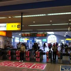 Photo taken at 田無駅 (Tanashi Sta.) (SS17) by T056161k0 H. on 7/22/2012