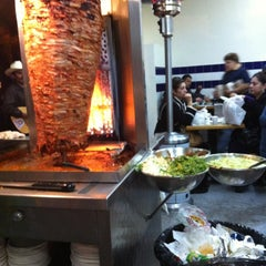 Photo taken at Tacos El Franc by SpiritX on 2/28/2012