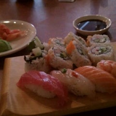 Photo taken at Sushi Zone by Keith S. on 6/26/2012