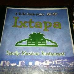 Photo taken at Ixtapa Family Mexican Restaurant by Thai W. on 2/25/2012